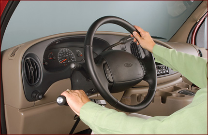 Hand Controls for Handicap Vans and Vehicles - Houston, TX